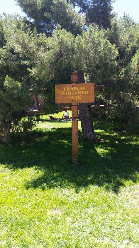 whitaker park