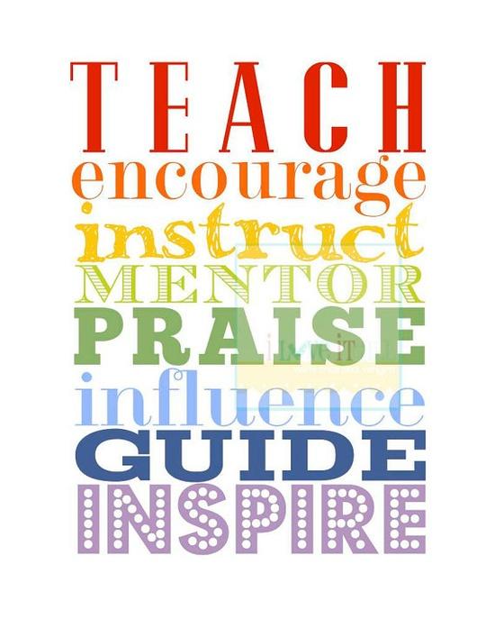 teach-mentor