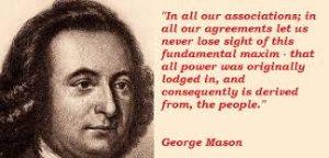 George mason 1