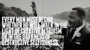 Martin Luther King jr mlk
