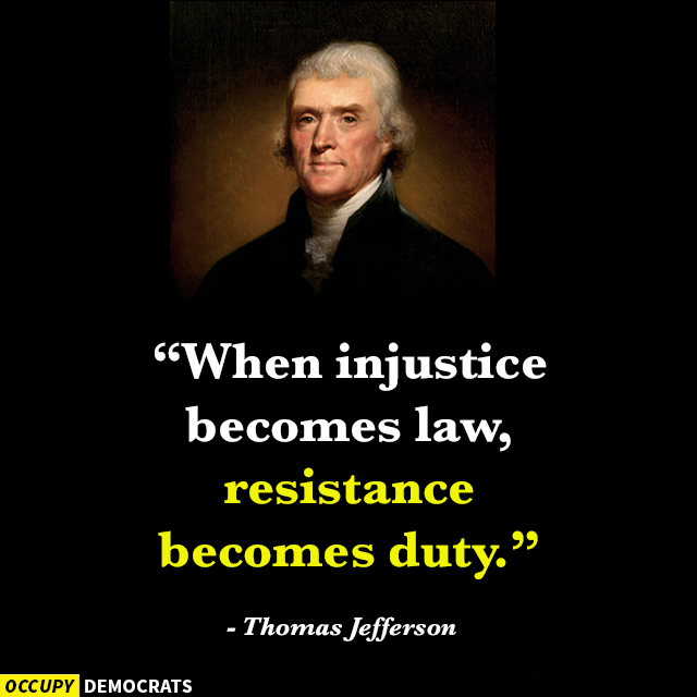 evil jefferson injustice