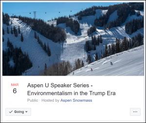 aspen event